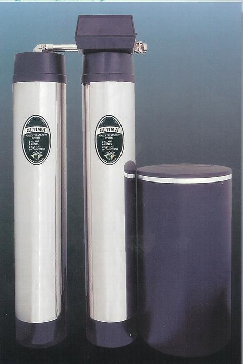 Twin Tank Water Softener Water Softener: Ultima 5600 Water Softener