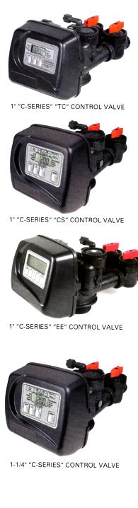 Clack 10x54 Water Softener Manual
